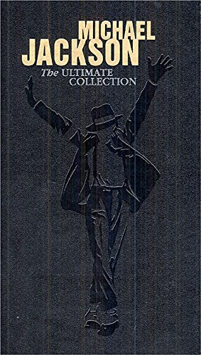 The Ultimate Collection [4CD + DVD] (black box) by Michael Jackson (2009-08-24)