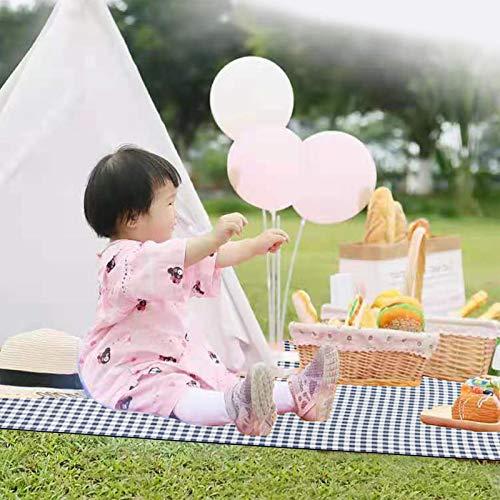 Manta plegable de bolsillo para camping, playa al aire libre, práctica esterilla, impermeable, a prueba de arena, lavable, para senderismo, festivales de música, 150 x 100 cm/200 x 150 cm