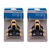 シマノ SM-SH11クリートセット (セルフアライニングモード) 2個セット SM-SH11