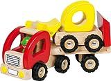 goki 55963 - Tieflader Spielzeug