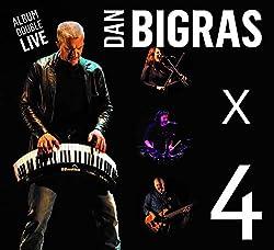 Dan Bigras X 4 Live [Import]
