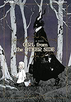 Girl from the other side: 1 (J-POP) di [Nagabe, Christine Minutoli]