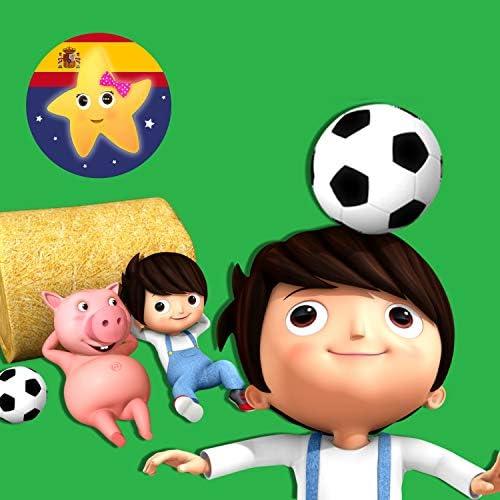 Little Baby Bum Rima Niños Amigos