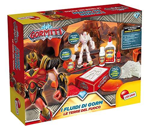 Lisciani Giochi - 77199 Gioco per Bambini Gormiti Laboratori dei Mondi, Display 16, Assortito