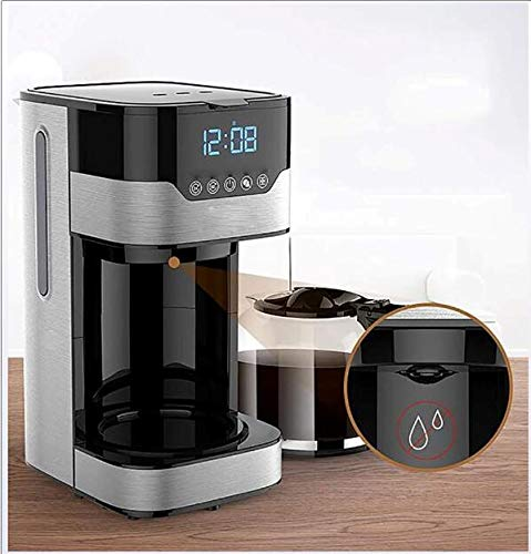 Filterkaffeemaschine, Kaffeevollautomat, Haus Smart Touch, Drip-Design, Automatisch Isolierung, Geeignet Für Kaffee, Cappuccino, Latte