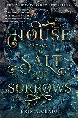 House of Salt and Sorrows by [Erin A. Craig]