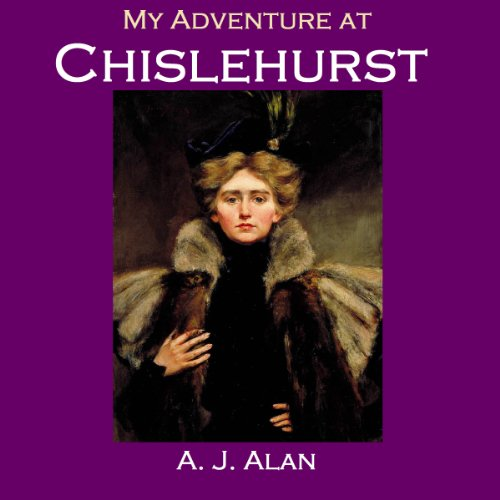 My Adventure at Chislehurst audiobook cover art