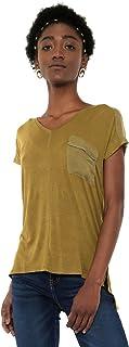 Rewind Blusa Verde Blusa para Mujer