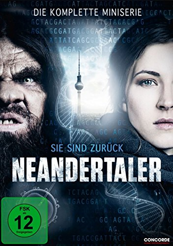 Neandertaler - Sie sind zurück - Die komplette Serie [2 DVDs]