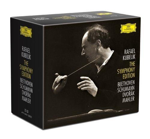 Rafael Kubelik: The Symphony Edition (Coffret 23 CD)