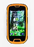 CT4 Outdoor Rugged Handheld Android Phone with GPS, Voice, Data