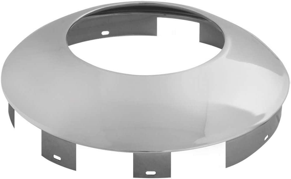 7//16 Inches Lip GG Grand General 10512 Chrome Plated Front Hubdometer Cap