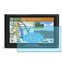 3枚 VacFun ブルーライトカット フィルム , Garmin Drive 61 USA LM GPS Navigator System 向けの ブルーライトカットフィルム 保護フィルム 液晶保護フィルム(非 ガラスフィルム 強化ガラス ガラス ケース カバー ) ニューバージョン