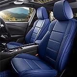 Funda De Asiento De Coche Personalizada para Audi A5 Sportback A3 Sportback A4 B8 Avant A6 4F A3 8L TT, Fundas De Accesorios para Asiento De Vehículo para Uso Durante Todo El Año,Azul