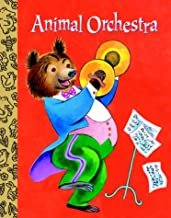 Animal Orchestra (Little Golden Treasures)