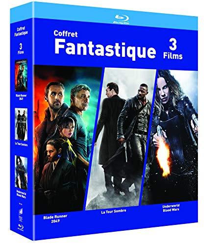 COFFRET FANTASTIQUE Blu-ray - Blade Runner 2049 / La tour sombre /...