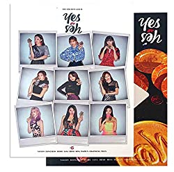 TWICE 6th Mini Album - YES OR YES [ B ver. ] CD + Photobook + Photocards + Yes or Yes Card + FREE GIFT