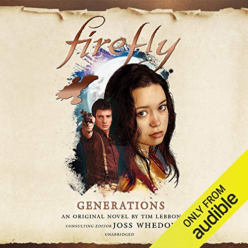 Firefly: Generations cover art