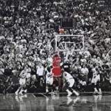 Michael Jordan/Last Shot Title Winning Last Shot In Chicago