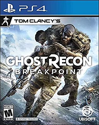 Tom Clancy's Ghost Recon Breakpoint - PlayStation 4 from UBI Soft
