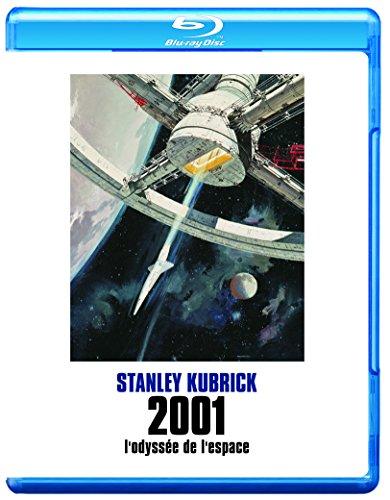 2001 : l'odyssée de l'espace [Francia] [Blu-ray]