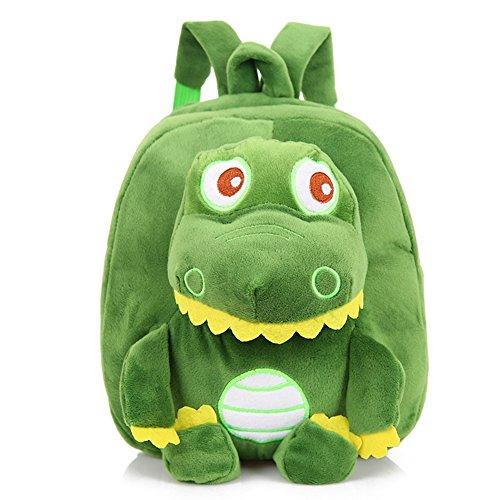 Zaini per bambini simpatici animali bambini zaino 3D dinosauro zaino per bambini ragazze dei ragazzi