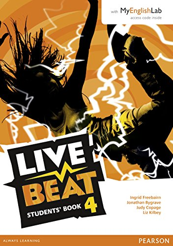 Live Beat 4 Student's Book