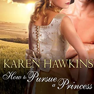 How to Pursue a Princess audiobook cover art