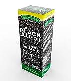 Botella de aceite de semilla de comino negro 16.9 oz (500 ml) - 100% puro prensado en frío - Sin soja y sin OGM (500 ml)