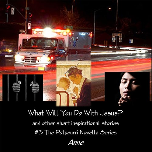 What Will You Do With Jesus?: And Other Short Stories 3 audiobook cover art