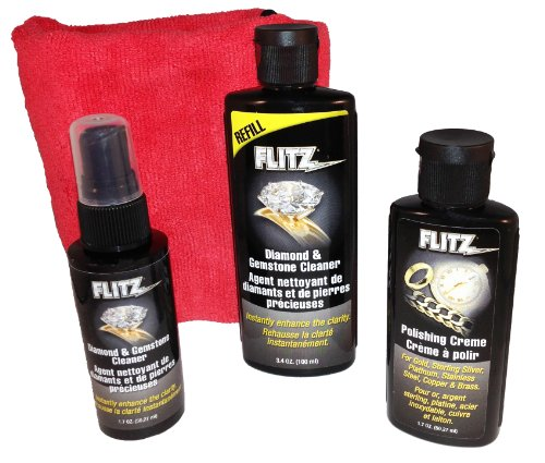 Flitz JC 91501 Jewelry Care Kit