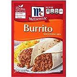 McCormick Burrito Seasoning 1.62 Oz (Pack of 6)