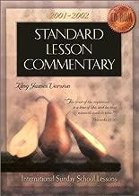 Standard Lesson Commentary 2001-2002: International Sunday School Lessons King James Version (Standard Lesson Commentary: KJV)