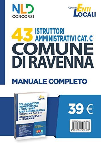 Comune di Ravenna. 43 istruttori amministrativi cat. C.