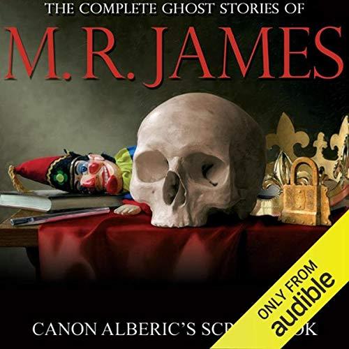 Canon Alberic's Scrap-book cover art