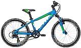 Kinder Fahrrad 20 Zoll blau - Bulls Bike Tokee - Shimano Kettenschaltung
