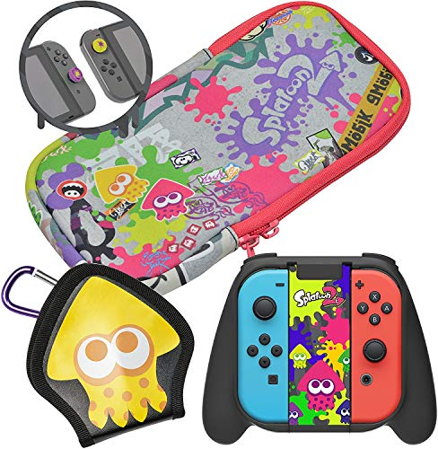 HORI Splatoon 2 Splat Pack Deluxe [Nintendo Switch]