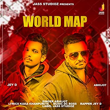 World Map (feat. Jey D)