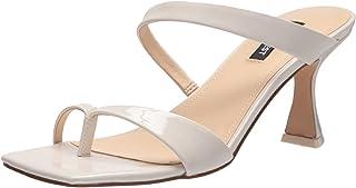 NINE WEST Women's Padma Heeled Sandal