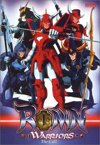 Ronin Warriors 1: Call [Reino Unido] [DVD]