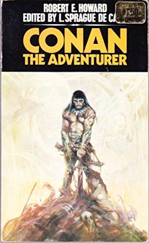 Conan the Adventurer ((Conan, Volume 5)) 0722147244 Book Cover