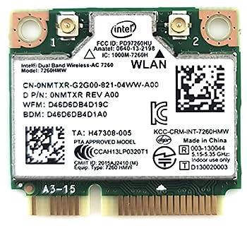 intel wireless 7260