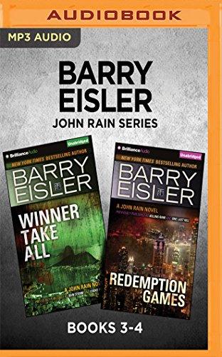 Barry Eisler John Rain Series: Books 3-4: Winner Take All & Redemption Games (A John Rain Novel)