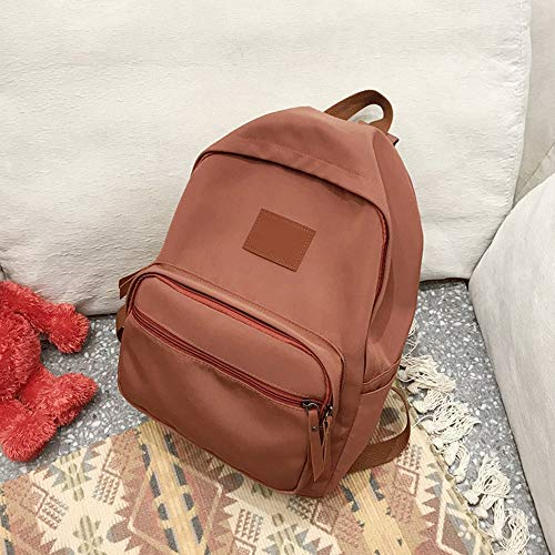 ZZYJYALG Backpack Purse for Women Schoolbag High Beauty Value Mori Department Simple Wind Ancient Feeling, Girls High School Students Shoulder Bag, Suitable for Women/girls/business/travel