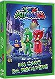 PJ Masks-Super Pigiamini: Un Caso Da Risolvere ( DVD)
