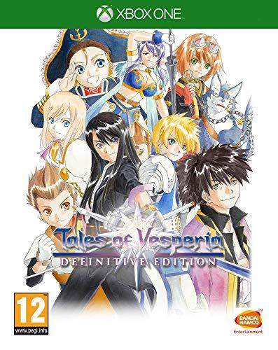 Tales of Vesperia: Definitive Edition - Xbox One [Importación francesa]