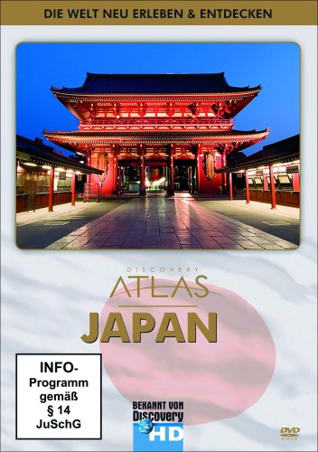 Discovery HD Atlas: Japan