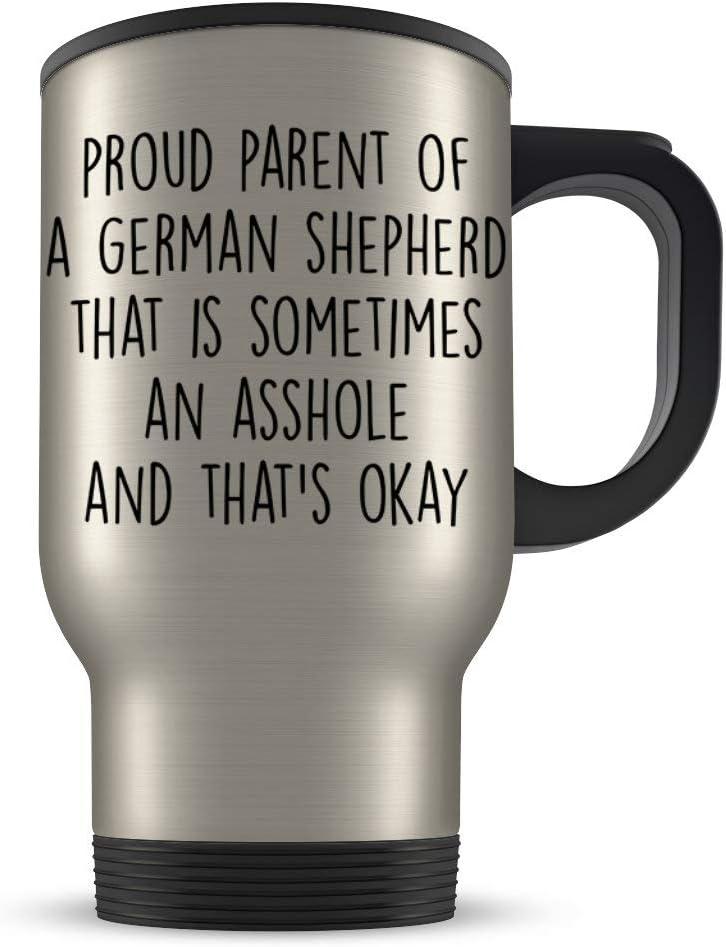 German Shepherd Limited Special Price mom Shep Travel Opening large release sale Mug