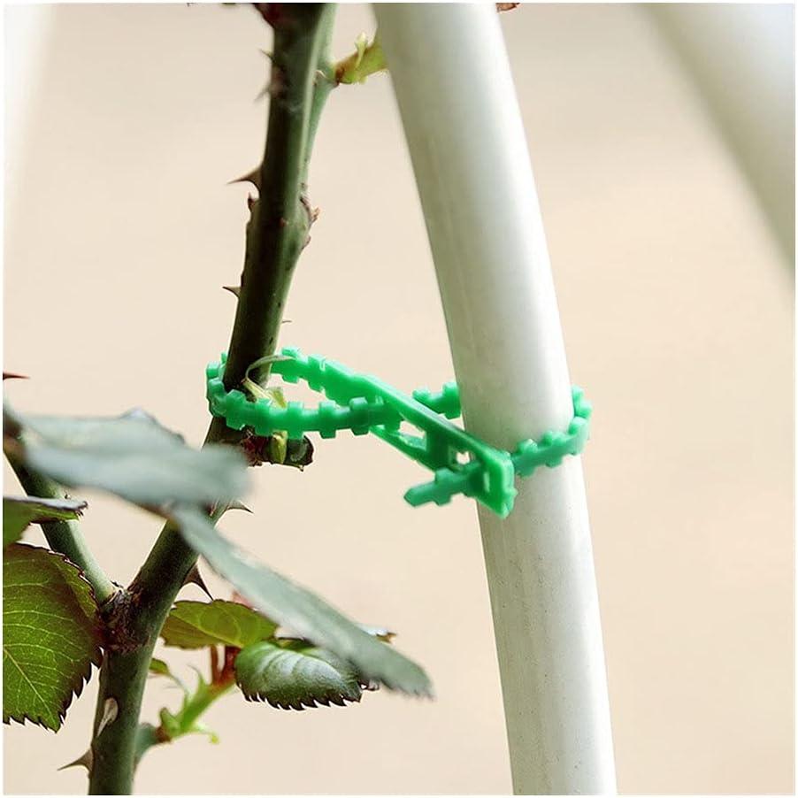 Columbus Mall FIDALIKA 30 50 100Pcs Reusable Garden Tie Cheap bargain Plant Cable Suppo for