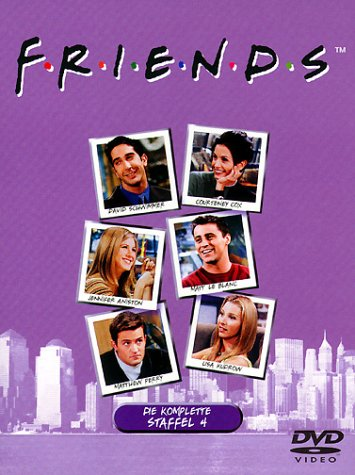 Friends - Box Set / Staffel 4